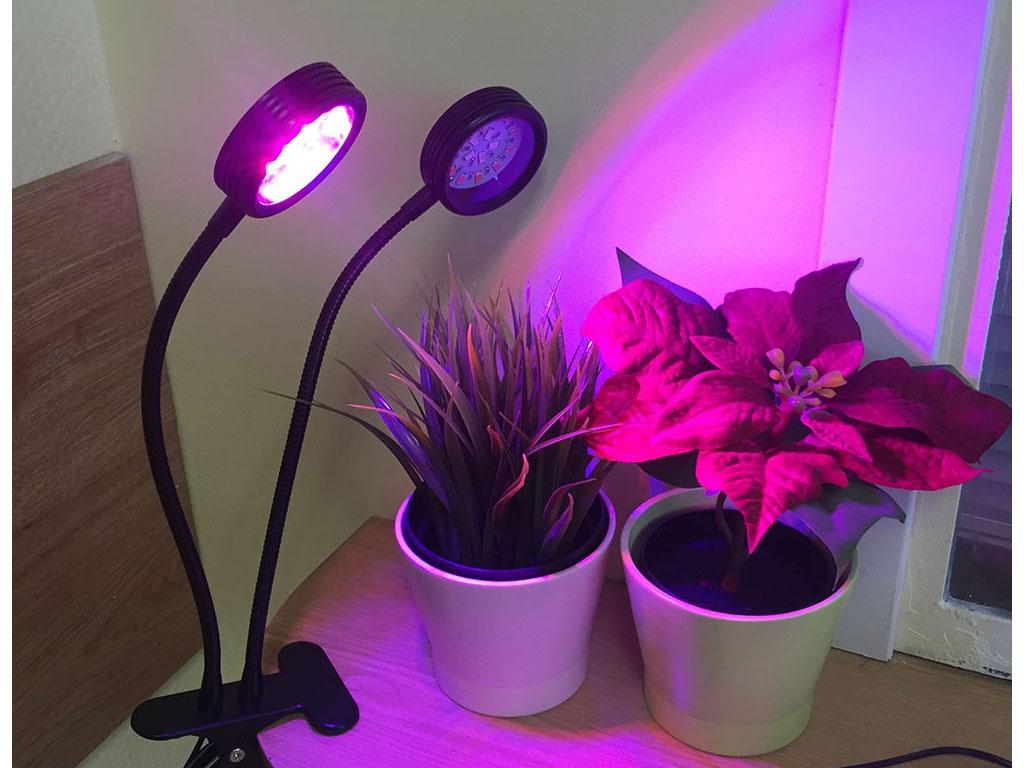 Светодиодный фитосветильник Espada Fito E-EPS2 Black 43901