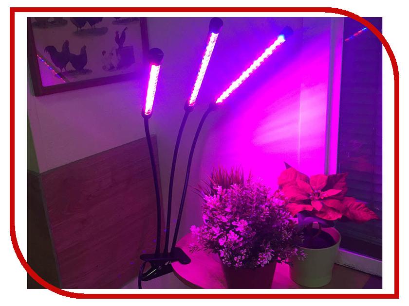 ₽2024 Светодиодный фитосветильник Espada Fito E-EPL3 Black 43902