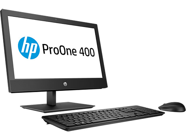 Моноблок HP ProOne 400 G4 Black 4NT84EA (Intel Core i5-8500T 2.1 GHz/4096Mb/256Gb/UHD Graphics 630/Wi-Fi/Bluetooth/Cam/20.0/1600x900/Windows 10 Pro)