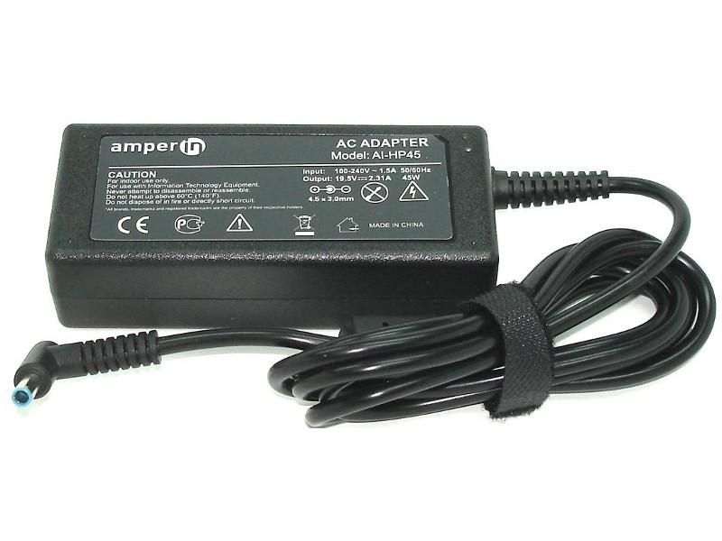 цена на Блок питания Amperin AI-HP45 для HP 19.5V 2.31A 4.5x3.0mm 40W