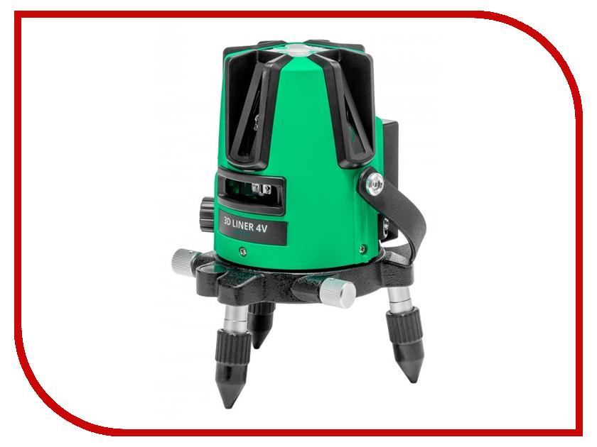 Нивелир ADA instruments 3D LINER 4V GREEN лазерный нивелир ada 3d liner 4v [а00133]