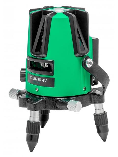 Нивелир ADA instruments 3D LINER 4V GREEN все цены