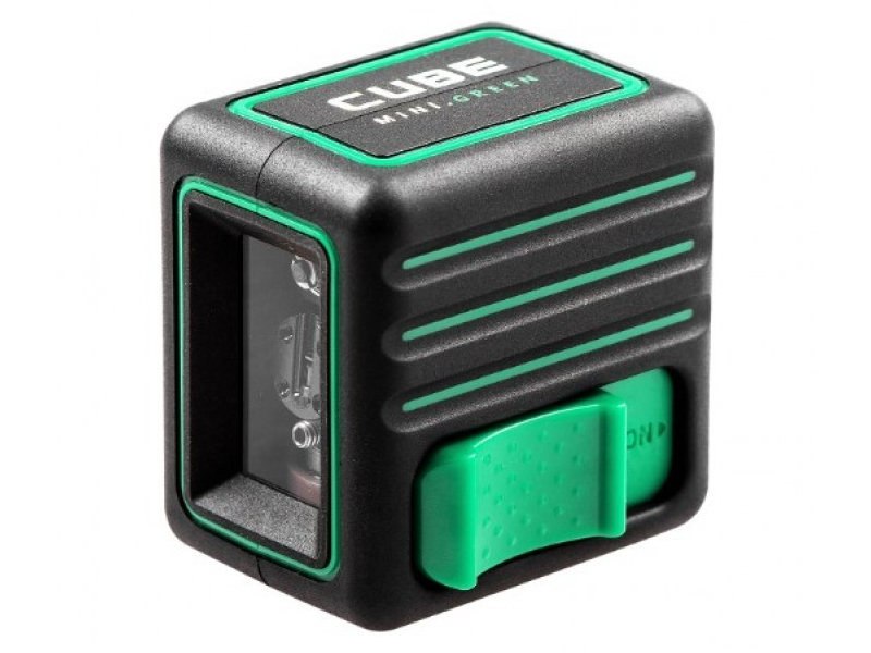 Нивелир ADA instruments Cube MINI Green Basic Edition ротационный нивелир ada instruments rotary 500 h servo a00338