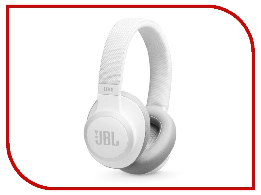 JBL Live 650BTNC White JBLLIVE650BTNCWHT