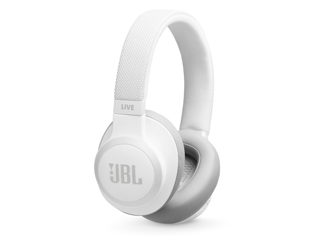 Наушники JBL Live 650BTNC White JBLLIVE650BTNCWHT