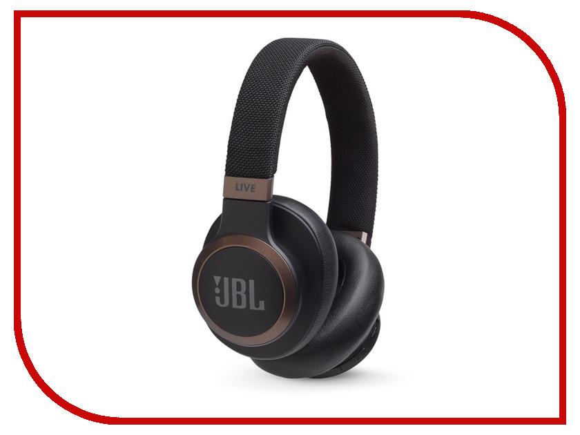 JBL Live 650BTNC Black JBLLIVE650BTNCBLK bluetooth наушники с микрофоном jbl live 650btnc white