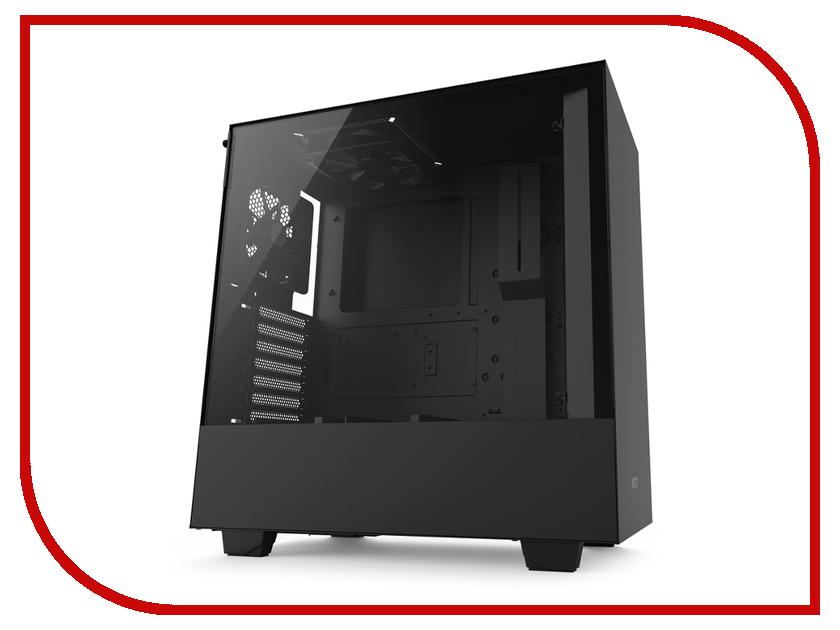 Купить Корпус NZXT H500 CA-H500B-B1 Black