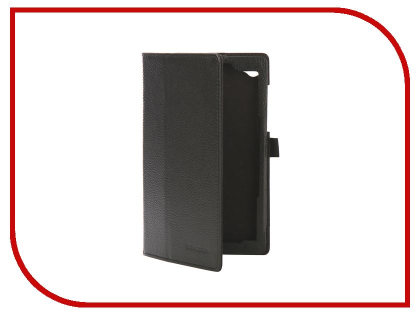 Аксессуар Чехол для Lenovo Tab E7 TB-7104l IT Baggage Black ITLN7104-1 аксессуар чехол для lenovo tab 4 tb x304l 10 0 it baggage black itlnt411 1