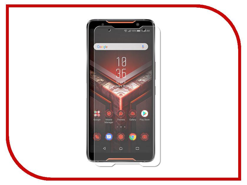 Аксессуар Защитная пленка для ASUS ROG Phone ZS600KL LuxCase на весь экран Transparent 89190 защитная пленка lp универсальная 2 8 матовая