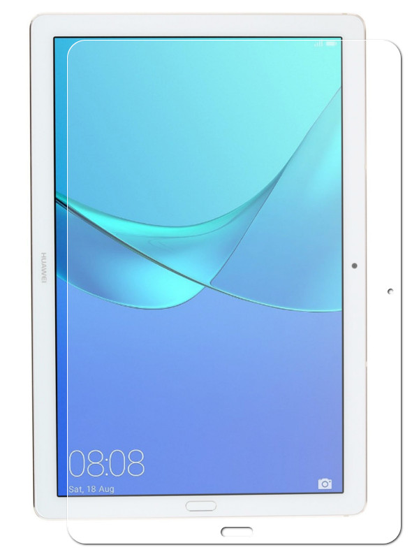 Аксессуар Защитная пленка LuxCase для Huawei M5 CMR-AL09 суперпрозрачная 56471 пленка