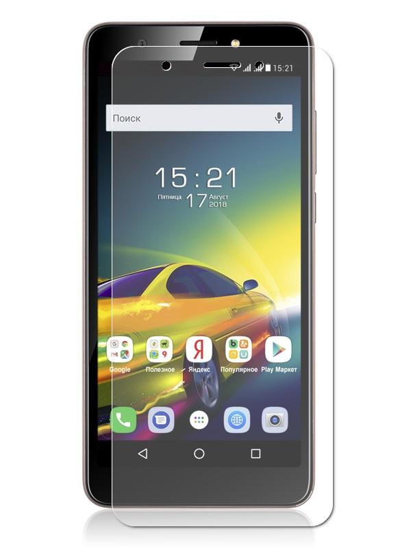 Аксессуар Защитная пленка LuxCase для Fly Power Plus 3 на весь экран Transparent 88528 смартфон fly power plus 3 8 гб шампань power plus 3 champagne