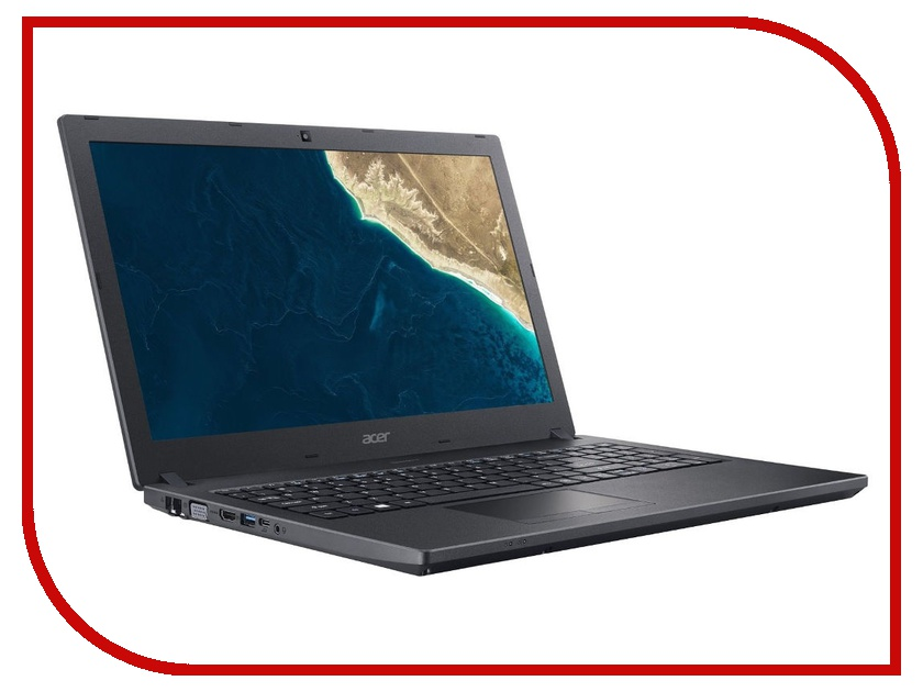 Ноутбук Acer TravelMate TMP2510-G2-MG-5746 Black NX.VGXER.011 (Intel Core i5-8250U 1.6 GHz/4096Mb/500Gb/nVidia GeForce MX130 2048Mb/Wi-Fi/Bluetooth/Cam/15.6/1920x1080/Linux) tmp2510 g2 mg 55ke