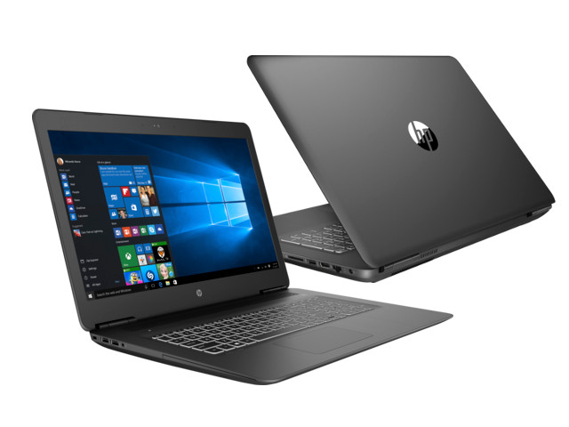 Ноутбук HP Pavilion 17-ab401ur Shadow Black 4GW31EA (Intel Core i5-8300H 2.3 GHz/8192Mb/1000Gb/DVD-RW/nVidia GeForce GTX 1050 2048Mb/Wi-Fi/Bluetooth/Cam/17.3/1920x1080/Windows 10 Home 64-bit) все цены