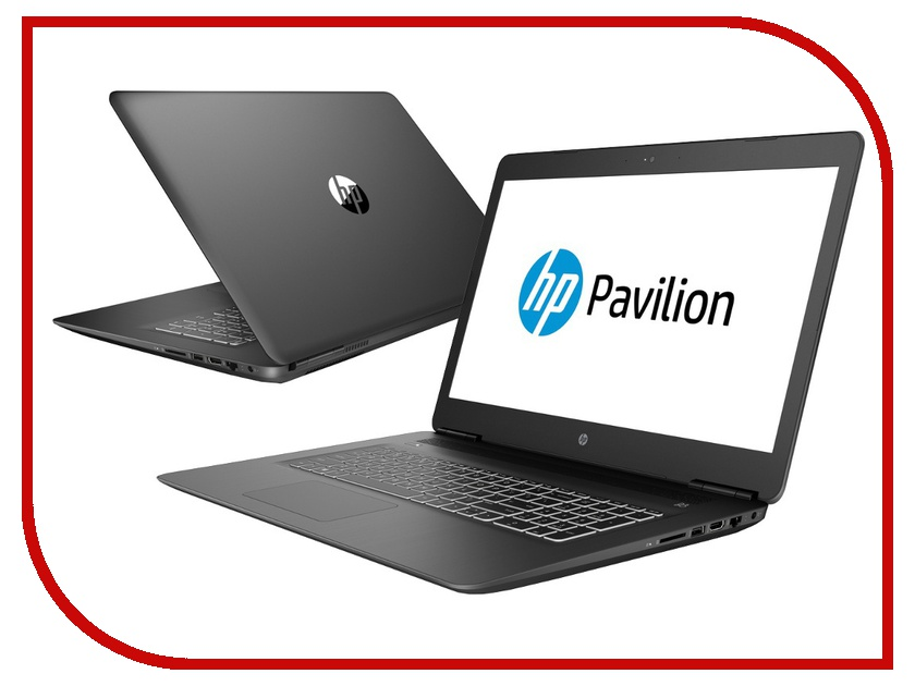 Ноутбук HP Pavilion 17-ab304ur Shadow Black 2PP74EA (Intel Core i7-7500U 2.7 GHz/8192Mb/1000Gb/DVD-RW/nVidia GeForce GTX 1050 4096Mb/Wi-Fi/Bluetooth/Cam/17.3/1920x1080/DOS) ноутбук hp pavilion 17 ab315ur 2500 мгц dvd±rw dl