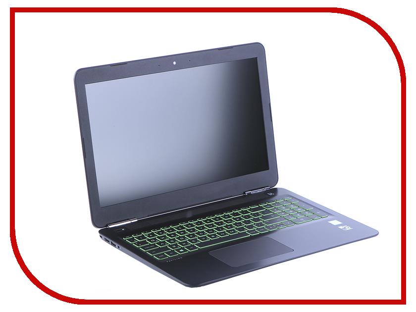 Ноутбук HP Pavilion 15-dp0092ur Shadow Black 5AS61EA (Intel Core i7-8750H 2.2 GHz/16384Mb/1000Gb+128Gb SSD/nVidia GeForce GTX 1060 3072Mb/Wi-Fi/Bluetooth/Cam/15.6/1920x1080/DOS)