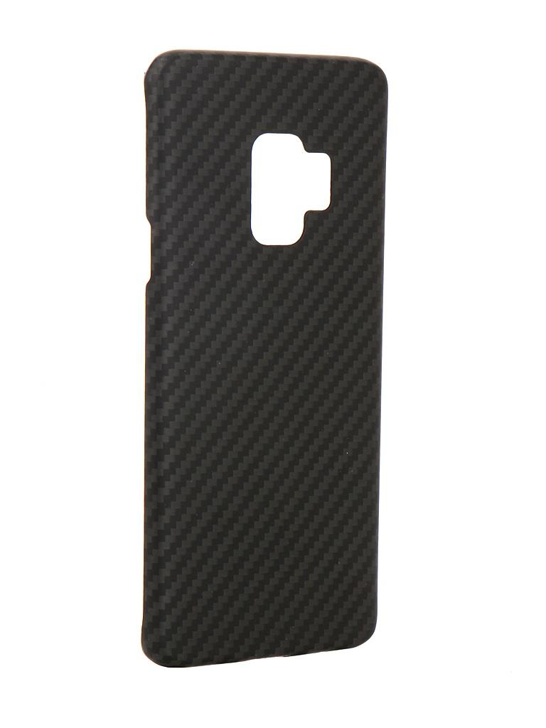 Аксессуар Чехол Pitaka MagCase для Samsung Galaxy S9 Black KS9001