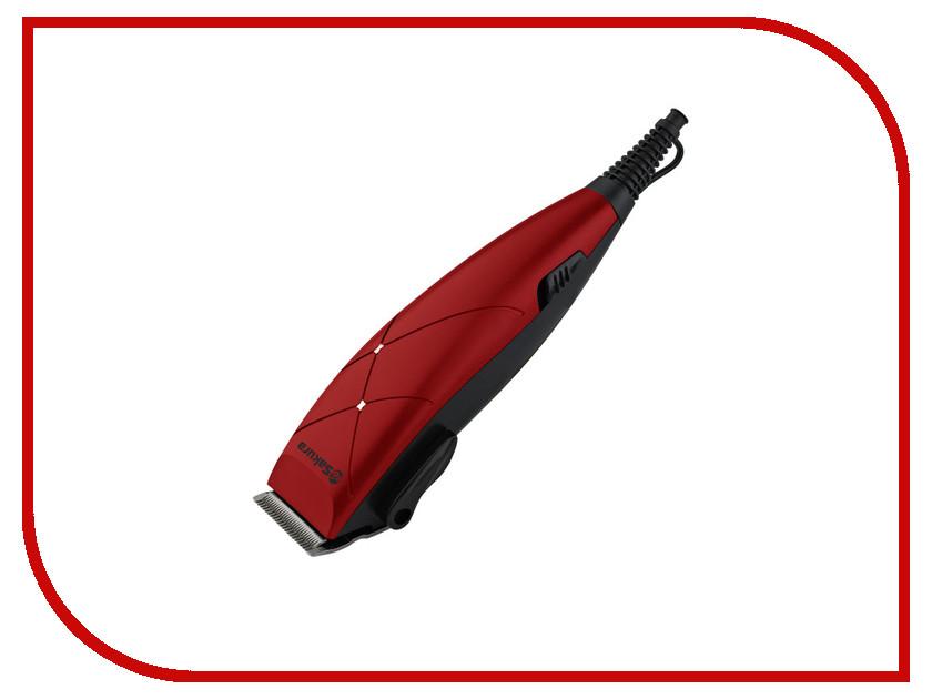 Машинка для стрижки волос Sakura SA-5111R машинка для стрижки волос sakura sa 5108r