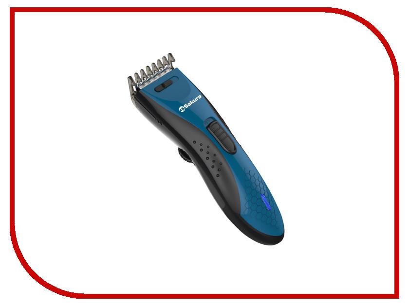 Машинка для стрижки волос Sakura SA-5175BL машинка для стрижки волос sakura sa 5108r