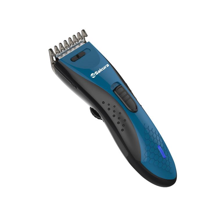 Машинка для стрижки волос Sakura SA-5175BL / SA-5175BL-U