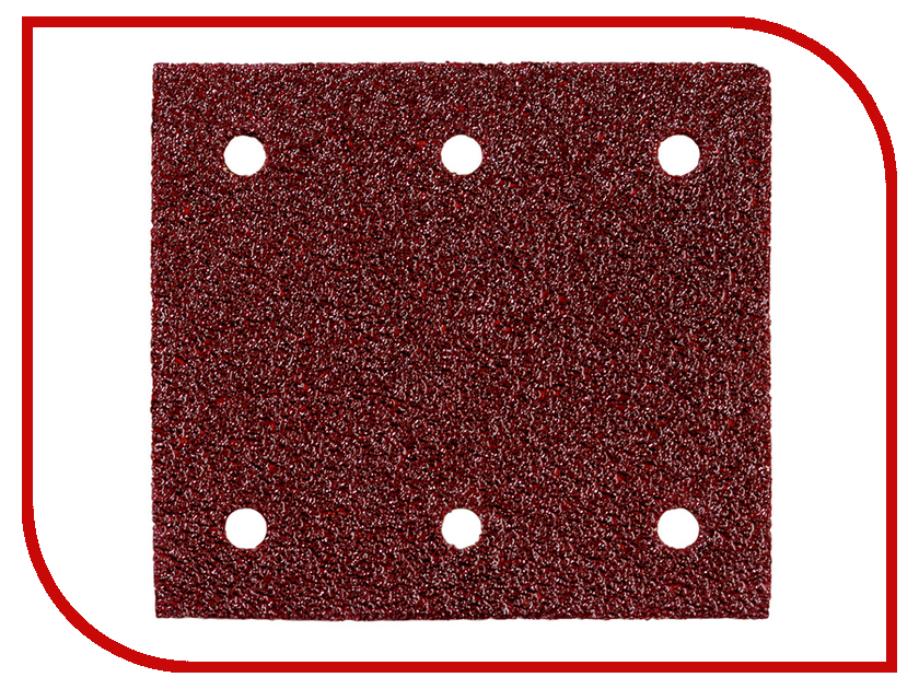 Шлифовальные листы Metabo P 60 115x103mm 10шт 625620000