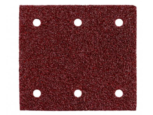 Шлифовальные листы Metabo P 80 115x103mm 10шт 625621000