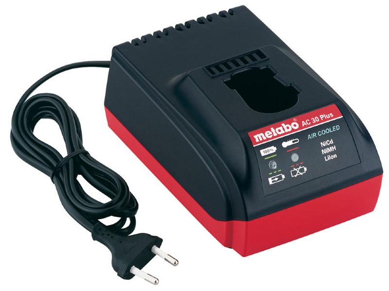 Зарядное устройство Metabo AC 30 Plus 627275000