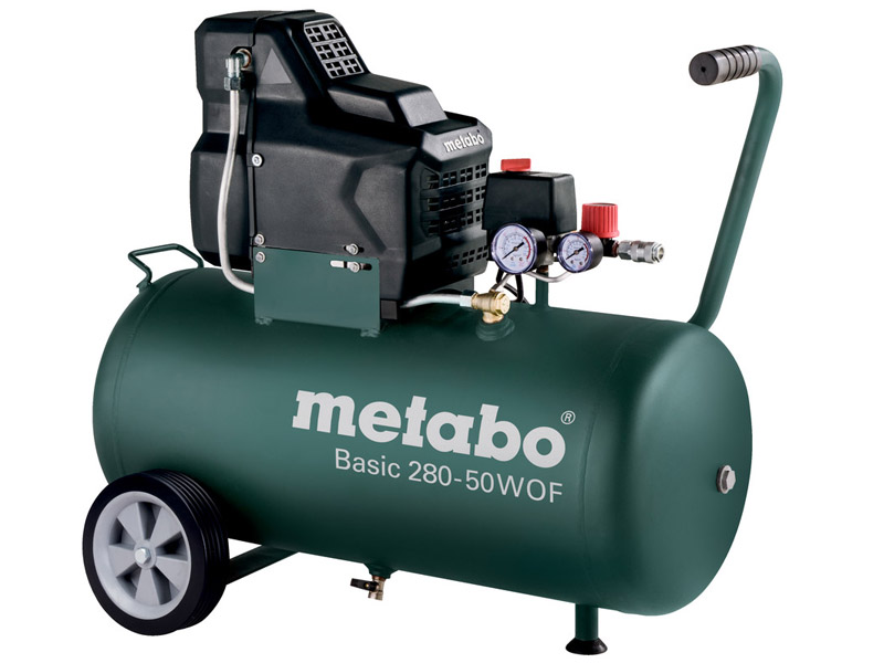 Компрессор Metabo Basic 280-50 W OF 601529000