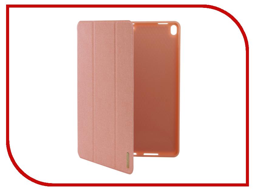 Аксессуар Чехол для APPLE iPad Pro 2017 10.5 Dux Ducis Pink 906243 аксессуар чехол macbook pro 13 speck seethru pink spk a2729