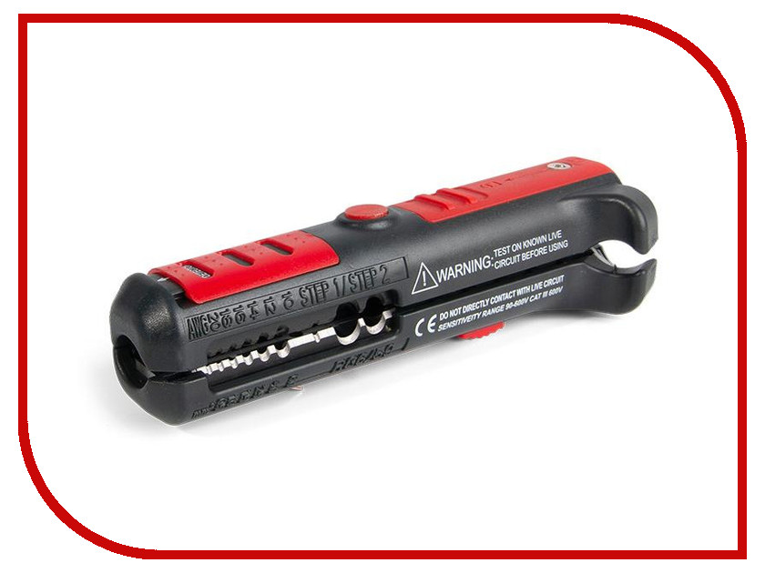 Купить Инструмент для снятия изоляции (стриппер) КВТ WS-20 77668