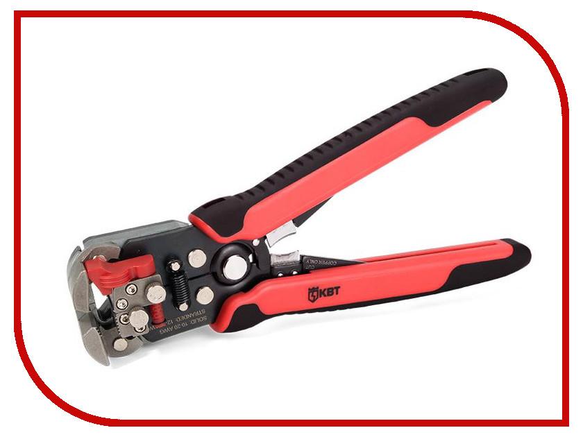 Купить Инструмент для снятия изоляции (стриппер) КВТ WS-15 77666