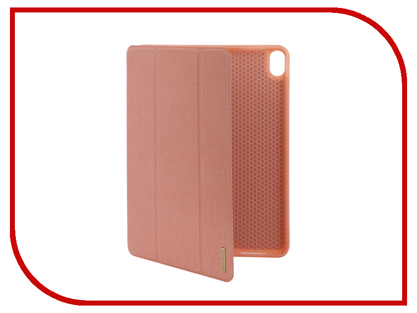 Аксессуар Чехол для APPLE iPad Pro 2018 11-inch Dux Ducis Pink 907805 аксессуар чехол macbook pro 13 speck seethru pink spk a2729