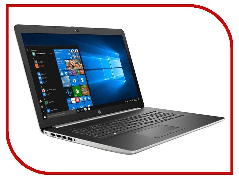 Ноутбук HP HP17-ca0047ur Silver 4MG18EA (AMD Ryzen 3 2200U 2.5 GHz/4096Mb/500Gb/DVD-RW/Radeon Vega 3/Wi-Fi/Bluetooth/Cam/17.3/1600x900/Windows 10) ноутбук hp 15 db0206ur amd a4 9125 2300 mhz 15 6 1366x768 4gb 500gb hdd dvd rw amd radeon r3 wi fi bluetooth windows 10 home