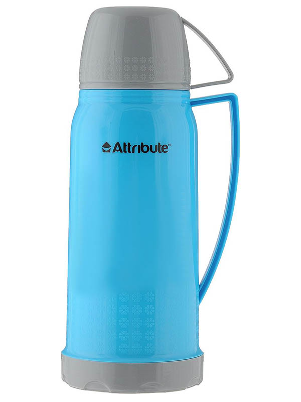 Термос Attribute Friendy AVF403 600ml Light Blue