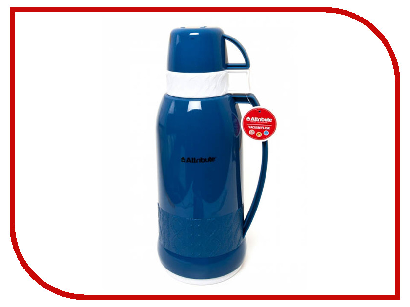 Термос Attribute Jersey 1L Blue AVF601