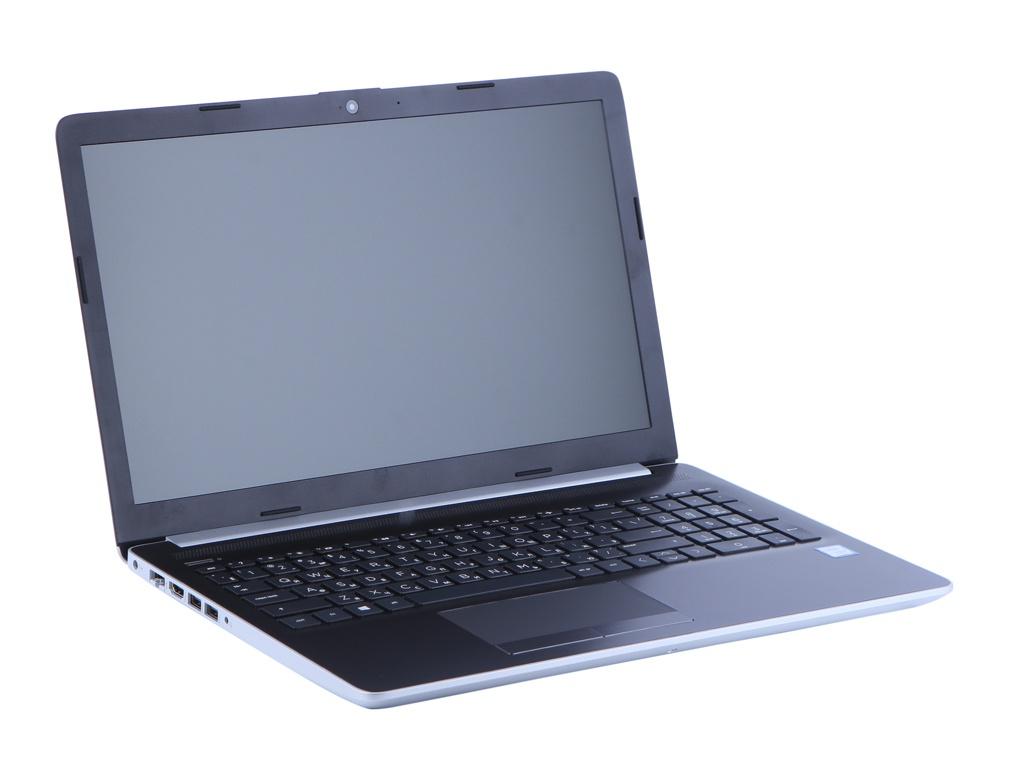 Ноутбук HP HP15-da1017ur Silver 5SV97EA (Intel Core i5 8265U 1.6 GHz/8192Mb/1Tb/No ODD/Intel UHD Graphics/Wi-Fi/Bluetooth/Cam/15.6/1920x1080/Windows 10)