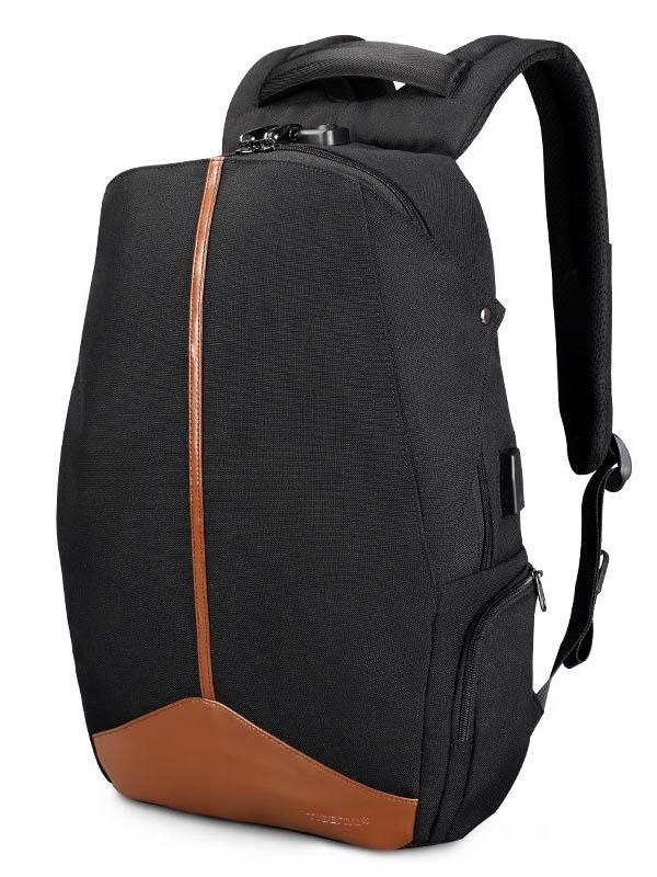 Рюкзак Tigernu T-B3593A Black-Brown