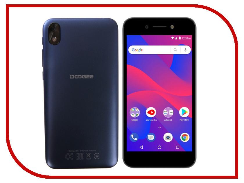 Купить Сотовый телефон DOOGEE X11 Blue