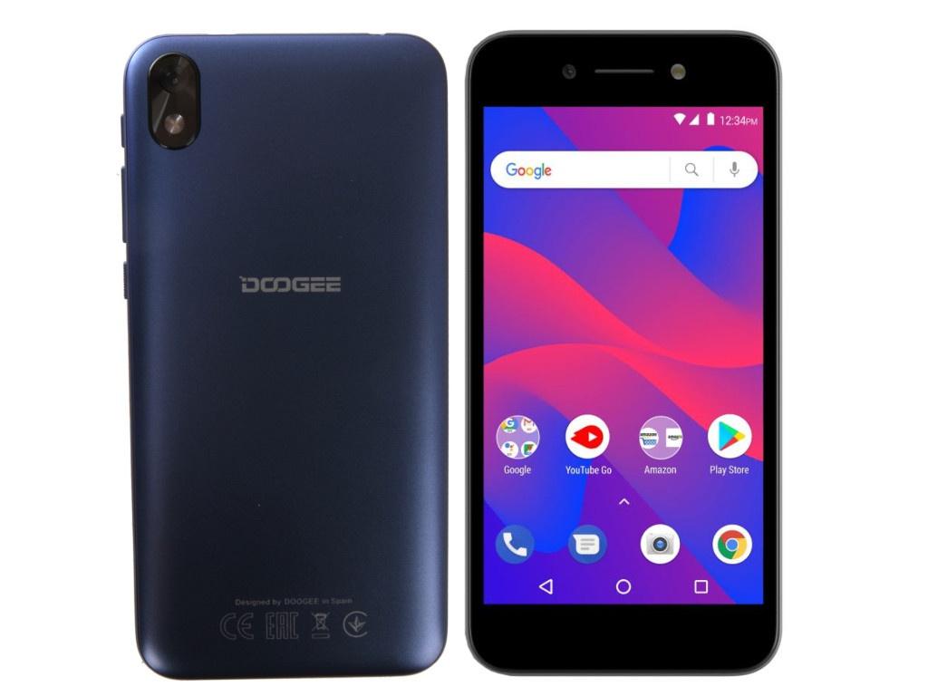 Сотовый телефон DOOGEE X11 Blue цены