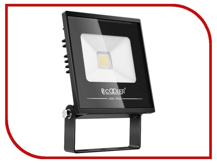 Прожектор PCcooler 20W 6000K CP-PL03-0020 hm master cp z 06 main shaft spare part for walkera master cp