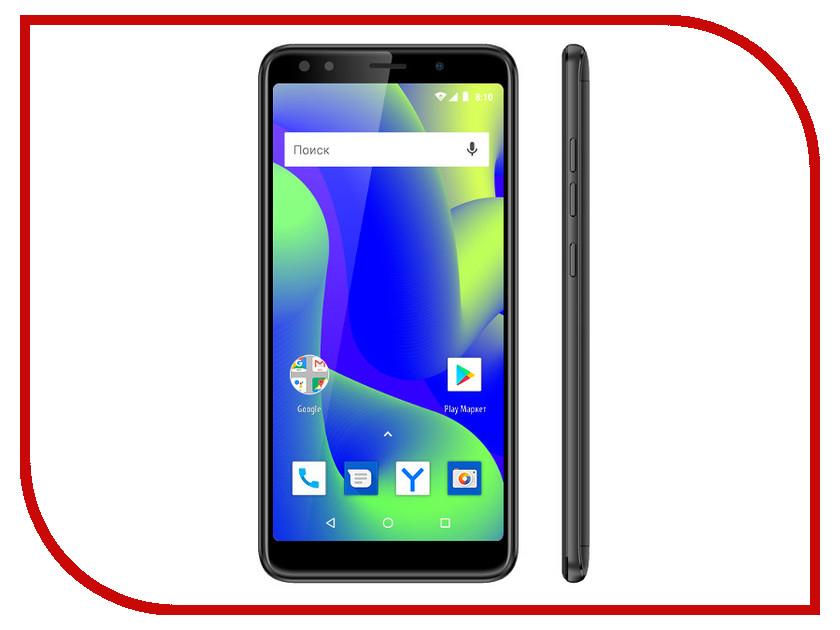 Сотовый телефон Vertex Impress Zeon LTE Graphite сотовый телефон vertex impress flash blue