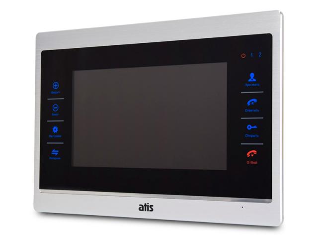 Видеодомофон Atis AD-740M S-Black гантели atemi ad 02 8 ad 02 8