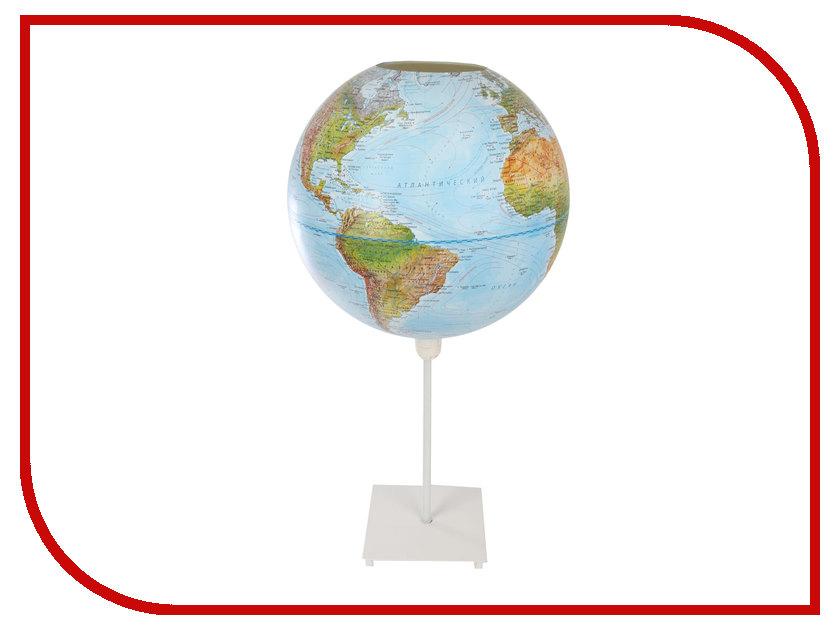 Настольная лампа Глобусный Мир Глобус E27 220V Matt White 40019