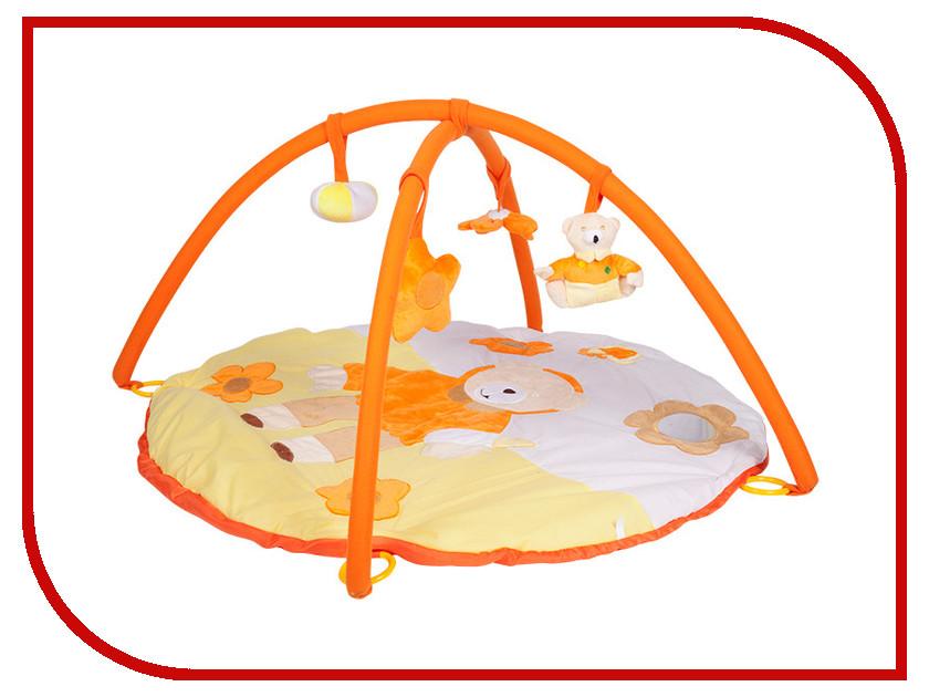 Развивающий коврик Mioshi Tech Мягкий медвежонок (MIO0302-038) игрушка mioshi tech waterjet yellow mte1201 034
