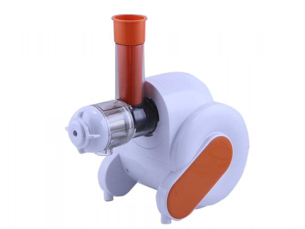 Соковыжималка Kitfort KT-1110-2 Orange