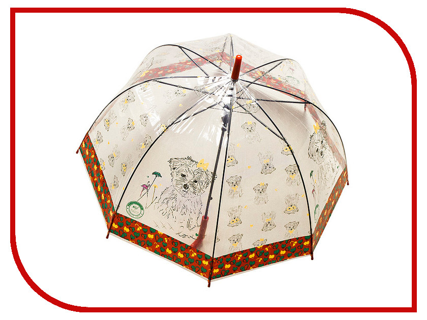 Зонт Эврика Собака №1 99112