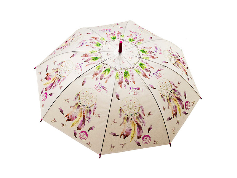 Зонт Эврика Ловец Снов №4 Pink 99107