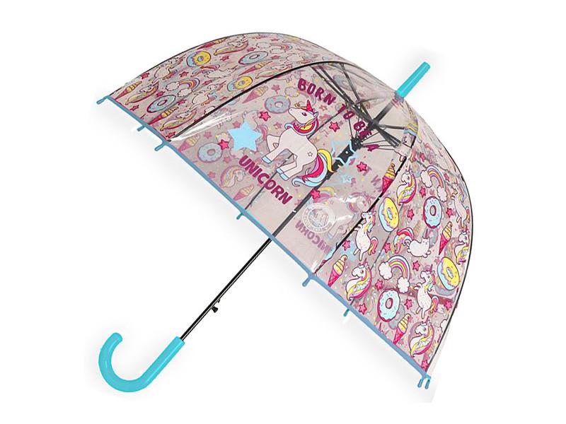 Зонт Эврика Единорог №5 Blue 99258 мой секретный единорог книга 5 у н
