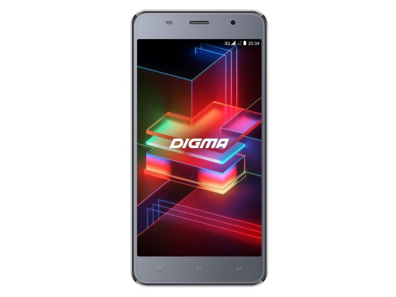 Сотовый телефон Digma Linx X1 Pro Grey