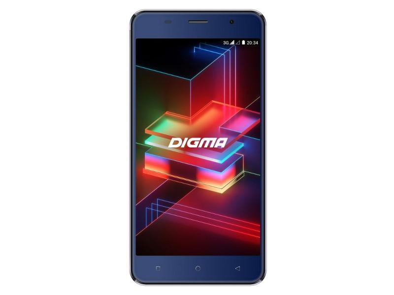 Сотовый телефон Digma Linx X1 Pro Dark Blue сотовый телефон digma vox e502 4g dark blue