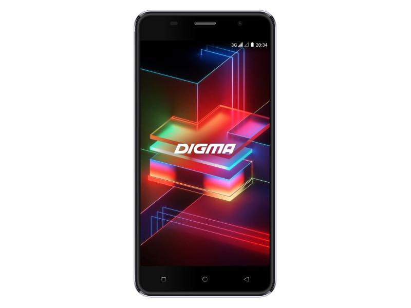 Сотовый телефон Digma Linx X1 Pro Black
